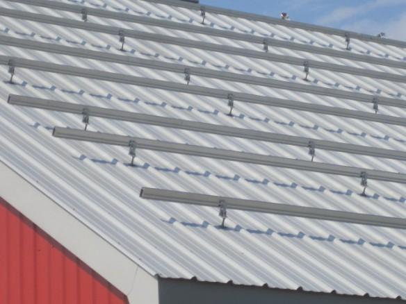 Solar friendly barn in essex ontario
