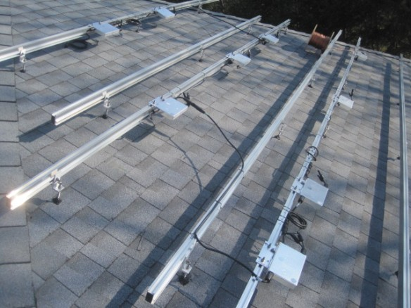 Essex Ontario Canada solar mounting systems