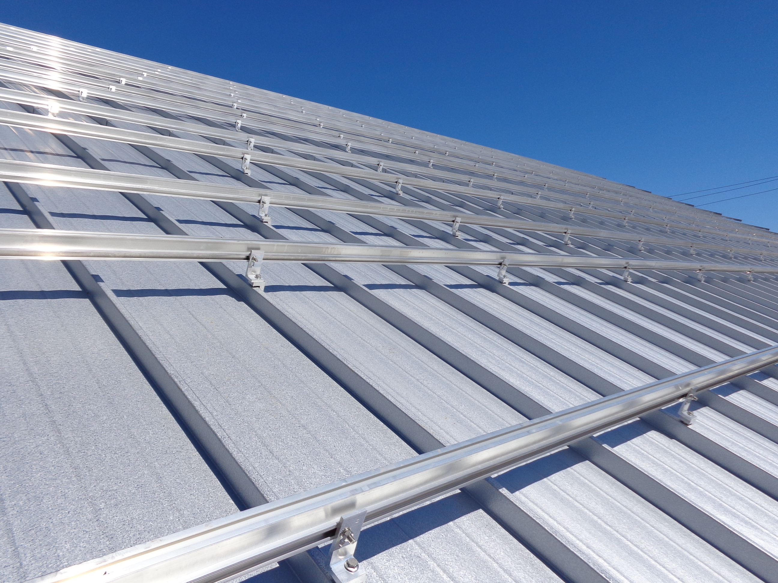 Easy Roof Solar Pv Gse Integration Roof Integrated Wind
