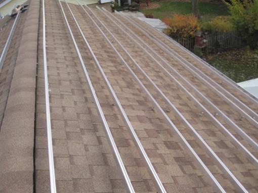Residential pv sloped roof windsor ontario