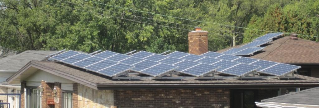 Ontario Solar PV solar system